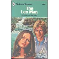 The Leo Man Harlequin Romance 2405 By Rebecca Stratton Book Paperback - DD584570