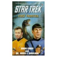 First Frontier Star Trek Book 75 By Carey Diane James I Kirkland - DD584594
