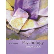 Understanding Psychology Study Guide Book - DD584837