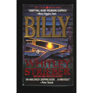 Billy By Strieber Whitley Book Paperback - DD584961