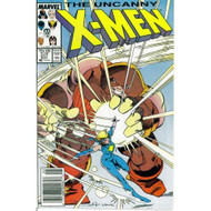 The Uncanny X-Men #217 Folly's Gambit Marvel Comics Book - DD585022