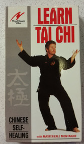 Learn Tai Chi Chinese Self Healing On VHS Exercise - DD585077