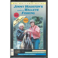 Jimmy Houston's Guide To Walleye Fishing On VHS - DD585171
