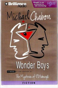 Wonder Boys On Audio Cassette by Chabon Michael Colacci David Reader - DD585192