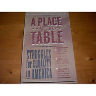 A Place At The Table: Struggles For Equality In America Tape Teacher's - DD585420