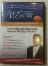 The Mortgage Planning Series: Transforming Loan Managers Into - DD585982