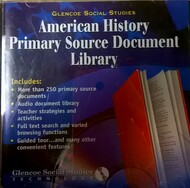 American History Primary Source Document Library Software - DD586092