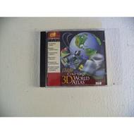Deluxe Compton's 3D World Atlas Cd-Rom 1998 Edition Version 3.2 - DD586118