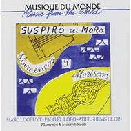 Andalousies Suspiro Del Moro On Audio CD Album - DD588145