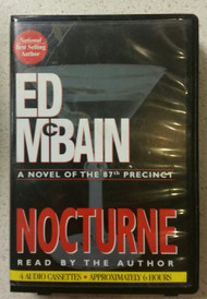 Nocturne 87th Precinct Mysteries On Audio Cassette - DD588971