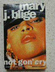 Not Gon Cry On Audio Cassette - DD589041