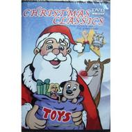 Christmas Classics Toys On DVD - DD589802