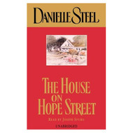 The House On Hope Street Danielle Steel On Audio Cassette by Steel - DD589810