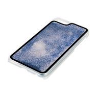 Pilot CA-6122EB Liquid Glitter Case For Apple iPhone 6 6S Blue Cover - DD591124