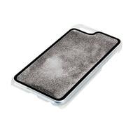 Pilot CA-6122ES Liquid Glitter Case For Apple iPhone 6 6S Silver Cover - DD591125