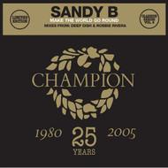 Make The World Go Round By Sandy B On Audio CD Album 1996 - DD593086