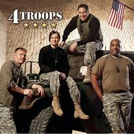 4TROOPS By 4TROOPS On Audio CD Album 2010 - DD593160