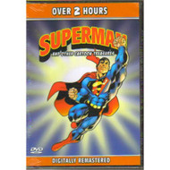 Superman And Other Cartoon Treasures On DVD - DD595188