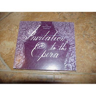 Invitation To The Opera: An Enchanted Evening By Various Artist On - DD595961