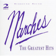Marches: The Greatest Hits By Various On Audio CD Album 1994 - DD595970