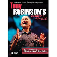 Tony Robinson's Cunning Night Out! On DVD - DD596203