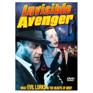Invisible Avenger On DVD With Richard Derr - DD597001