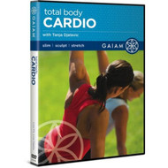 Total Body Cardio Toning On DVD With Tanja Djelevic Exercise - DD597234