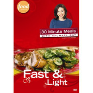 30 Minute Meals With Rachael Ray Fast & Light On DVD - DD597240