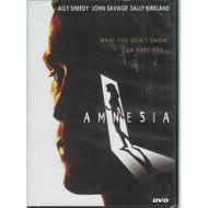Amnesia 1996 On DVD With Alley Sheedy Mystery - DD597417