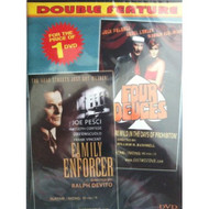 Double Feature: Family Enforcer Four Deuces On DVD 4 - DD597441