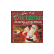 Spirit Of Christmas On Audio CD Album - DD598373