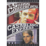 The Swiss Conspiracy / Casablanca Express Slim Case On DVD With David - DD598747