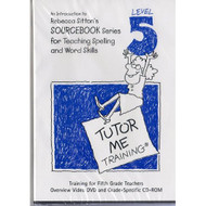 Rebecca Sitton's Tutor Me Training Introductory Level 5 Rebecca Sitton - DD599260