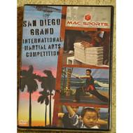 San Diego Grand International Martial Arts Competition On DVD - DD600441
