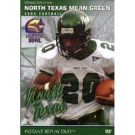 North Texas Mean Green 2004 Football On DVD - DD600770
