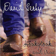 Honky Tonk & Vine By David Serby On Audio CD Album 2009 - DD601140