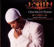 One Night Stand By J-Shin Artist On Audio CD Album 1999 - DD601403