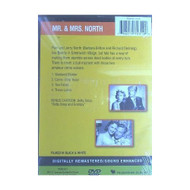 Mr And Mrs North 4 Classic TV Episodes On DVD Comedy - DD602434
