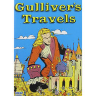 Gulliver's Travels On DVD with Animated Feature - DD602603