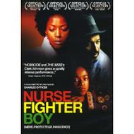 Nurse Fighter Boy On DVD with Clark Johnson - DD602739