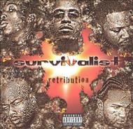 Retribution By Survivalist On Audio CD Album 2004 - DD604317