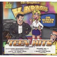 Karaoke: Teen Hits 1 On Audio CD Album 2002 - DD604320