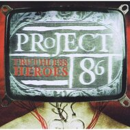 Truthless Heroes By Project 86 Music CD On Audio CD Album - DD604504