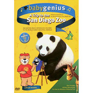 BabyGenius A Trip To The San Diego Zoo 3 To 36 Months On DVD - DD605040