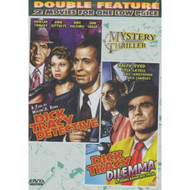 Dick Tracy Detective / Dick Tracy Dilemma Slim Case On DVD With Morgan - DD607080