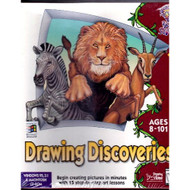 Drawing Discoveries Software - DD607826