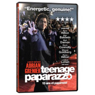 Teenage Paparazzo On DVD - DD609832