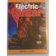 Electric Guitaral By Simon Croft On DVD - DD611219
