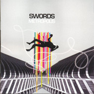 Metropolis By Swords On Audio CD Album 2005 - DD612882