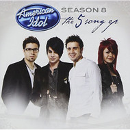 Season 8-THE 5 Song Ep By American Idol On Audio CD Album 2009 - DD613250